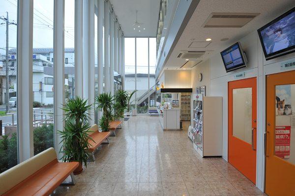 倉吉動物医療センター・山根動物病院